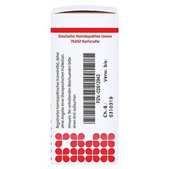 CALCIUM FLUORATUM D 12 Globuli 10 Gramm N1 - Linke Seite
