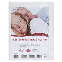 BETTEINLAGE Molton/PVC 70x100 cm 1 Stück