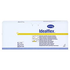 IDEALFLEX Binde 6 cm 10 Stück - Vorderseite