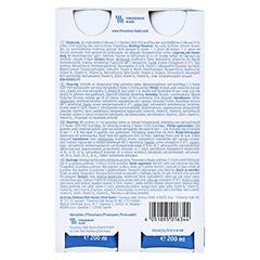 DIBEN DRINK Vanille 1.5 kcal/ml 4x200 Milliliter - Rückseite