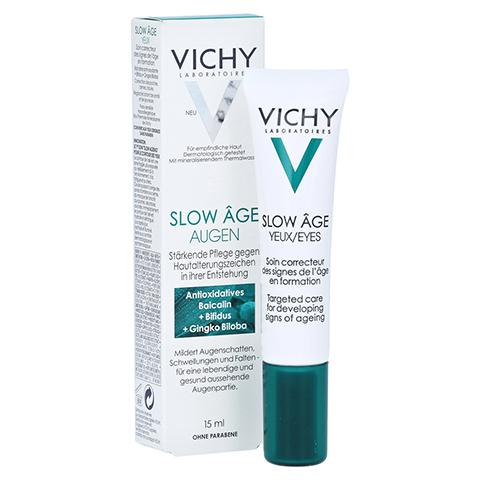 Vichy Slow Âge Augenpflege 15 Milliliter