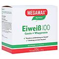 EIWEISS 100 Vanille Megamax Pulver 7x30 Gramm
