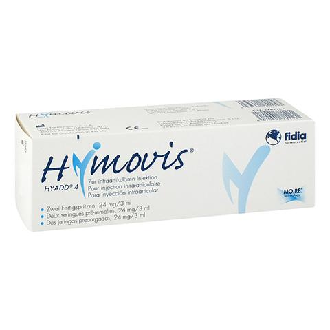 HYMOVIS Fertigspritzen 2 Stück