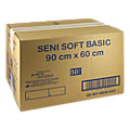 SENI Soft Basic Bettunterlage 60x90 cm 1x50 Stück