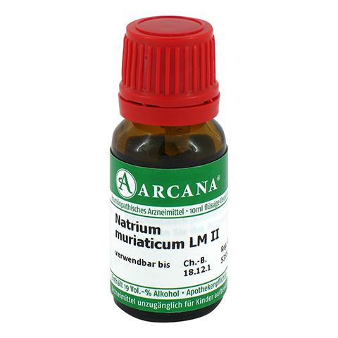 NATRIUM MURIATICUM LM 2 Dilution 10 Milliliter N1