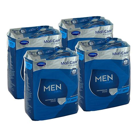 MOLICARE Premium MEN Pants 7 Tropfen M 4x8 Stück