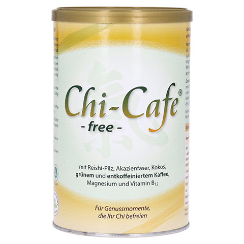 CHI CAFE free Dr.Jacob's Pulver 250 Gramm