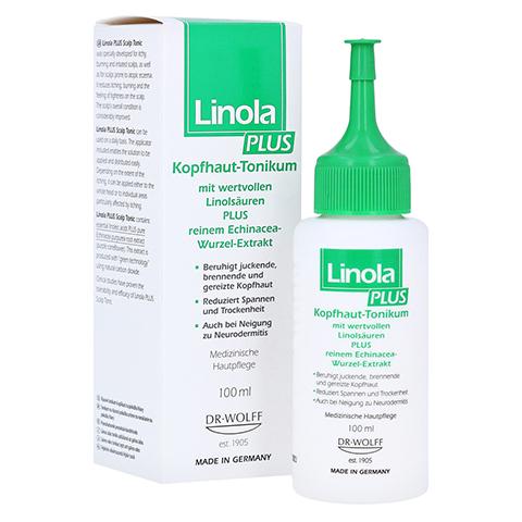 LINOLA PLUS Kopfhaut-Tonikum 100 Milliliter