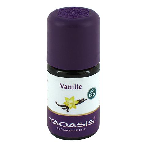 Taoasis Vanille Extrakt Öl Bio 5 Milliliter