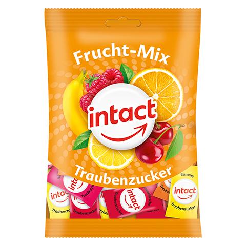 INTACT Traubenzucker Beutel Frucht-Mix 100 Gramm