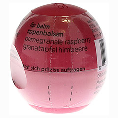 EOS Organic Lip Balm pomegranate raspberry Shrink 1 St�ck - Linke Seite