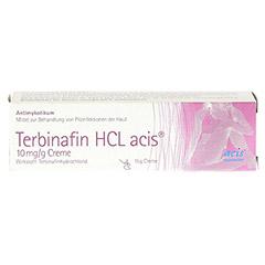 Terbinafin HCL acis 10mg/g 15 Gramm N1 - Vorderseite