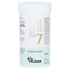 BIOCHEMIE Pflüger 7 Magnesium phosphoricum D 6 Tab 400 Stück N3
