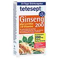 TETESEPT Ginseng 200+Lecithin+B-Vitamine Filmtabl. 30 Stück