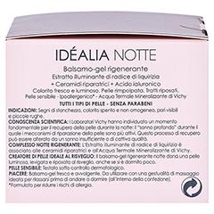 VICHY IDEALIA Skin Sleep Nachtcreme + gratis Vichy Mineral 89 Mini 50 Milliliter - Linke Seite