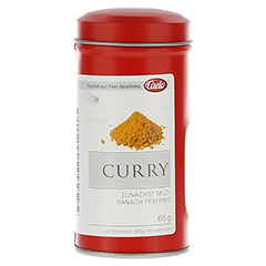 CURRY Pulver Blechdose Caelo HV-Packung 65 Gramm