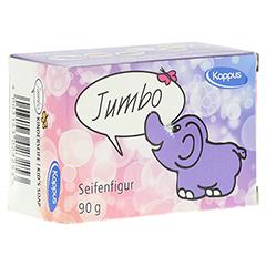KAPPUS Jumbo Elefant Figurseife 90 Gramm
