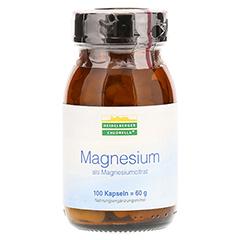 MAGNESIUM ALS Magnesiumcitrat Kapseln 60 Gramm