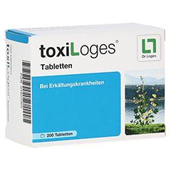 TOXI LOGES Tabletten 200 Stück