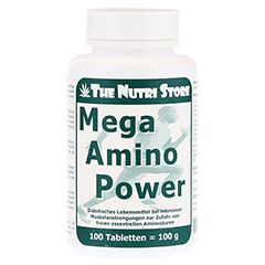 MEGA AMINO Power Tabletten 100 Stück