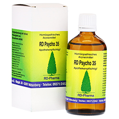 RD PSYCHO 35 Tropfen 100 Milliliter N2