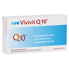 VIVIVIT Q10 Kapseln 30 Stück