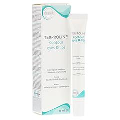SYNCHROLINE Terproline Contour Eyes+Lips Creme 15 Milliliter