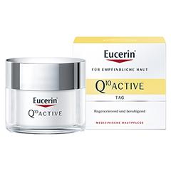 EUCERIN EGH Q10 Active Anti-Faltenpflegecreme 50 Milliliter
