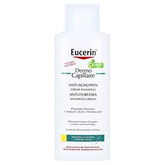EUCERIN DermoCapillaire Anti-Schuppen Creme Shamp. 250 Milliliter
