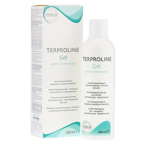 SYNCHROLINE Terproline gentle cleansing Gel 200 Milliliter