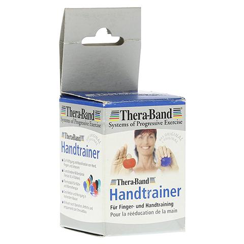 THERA BAND Handtrainer hart blau 1 Stück