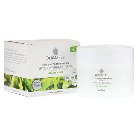 DERMASEL Körpercreme grüner Tee 200 Milliliter