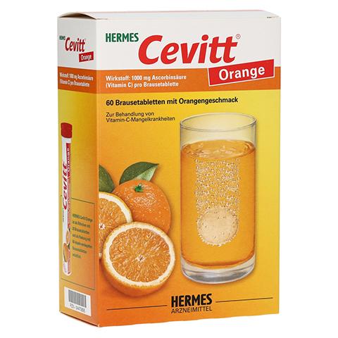 HERMES Cevitt Orange Brausetabletten 60 Stück