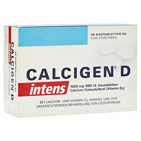CALCIGEN D intens 1000mg/880I.E. 48 Stück N2