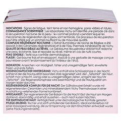 VICHY IDEALIA Skin Sleep Nachtcreme + gratis Vichy Mineral 89 Mini 50 Milliliter - Rechte Seite