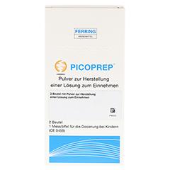 PICOPREP Plv.z.Herst.einer Lösung zum Einnehmen 2 Stück N1 - Vorderseite