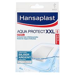 Hansaplast med Aqua Protect XXL Pflaster 5 Stück - Vorderseite