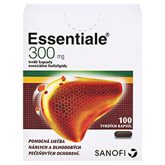 Essentiale Kapsel 300mg 100 Stück N3 - Vorderseite