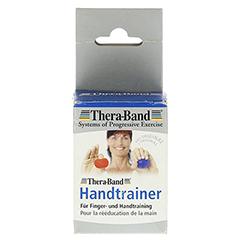 THERA BAND Handtrainer hart blau 1 Stück - Vorderseite