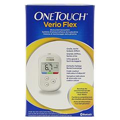 ONE TOUCH Verio Flex Blutzuckermesssystem mmol/l 1 Stück - Vorderseite