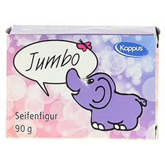 KAPPUS Jumbo Elefant Figurseife 90 Gramm - Vorderseite