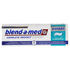 BLEND A MED Complete Protect EXPERT Tiefenreinig. 75 Milliliter - Vorderseite