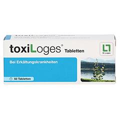 TOXI LOGES Tabletten 50 Stück - Vorderseite
