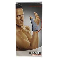 RHIZO-HIT Daumenorthese Gr.M platinum 07610 1 Stück - Vorderseite