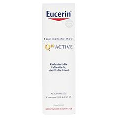 EUCERIN EGH Q10 Active Augencreme 15 Milliliter - Vorderseite