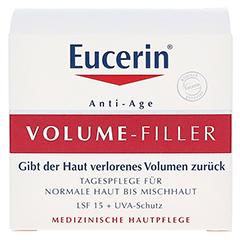 EUCERIN Anti-Age VOLUME-FILLER Tag norm./Mischhaut 50 Milliliter - Vorderseite