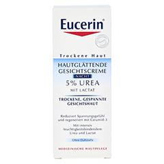 EUCERIN TH 5% Urea Nachtcreme 50 Milliliter - Vorderseite