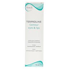 SYNCHROLINE Terproline Contour Eyes+Lips Creme 15 Milliliter - Vorderseite