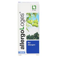 AllergoLoges 50 Milliliter N1 - Vorderseite