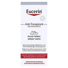 EUCERIN Deodorant Antitranspirant Spray 72h 30 Milliliter - Vorderseite